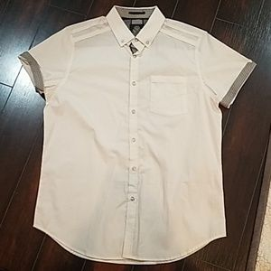 Lot of 4 men's English Laundry shirts, size L